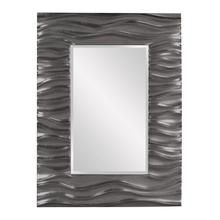 View Product - Zenith Mirror - Glossy Charcoal