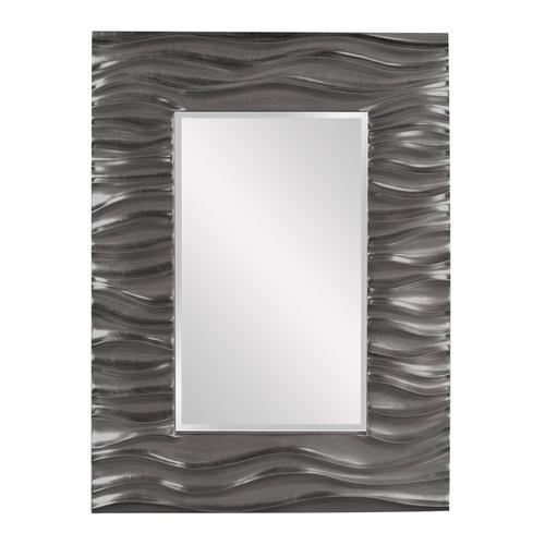 Howard Elliott - Zenith Mirror - Glossy Charcoal