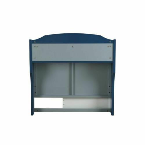 ACME Neptune II Twin Bed - 30620T - Gray & Navy