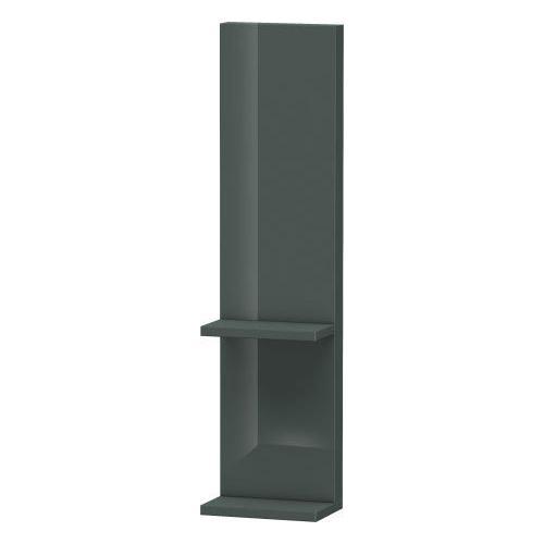 Duravit - Shelf Element, Dolomiti Gray High Gloss (lacquer)