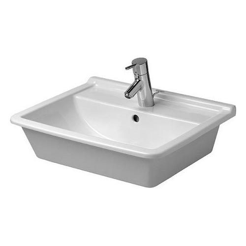 [] Vanity Basin 1 Faucet Hole Punched