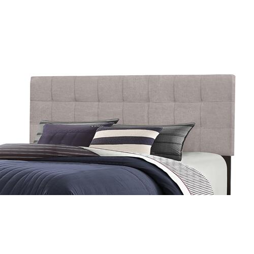 Delaney Full/queen Upholstered Headboard, Stone