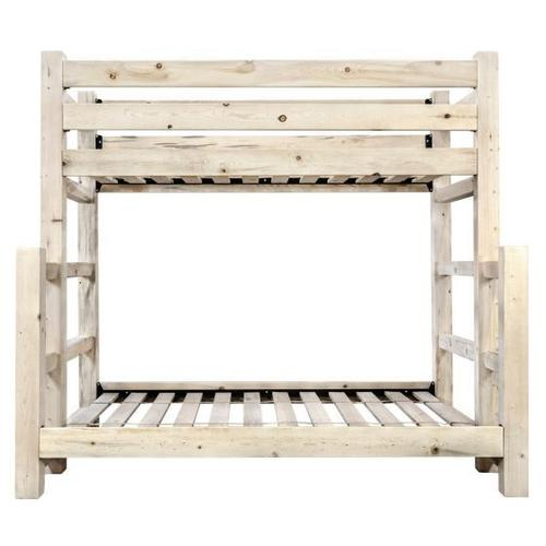 Homestead Collection Twin over Full Bunk Bed