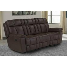 GOLIATH ARIZONA BROWN Manual Sofa