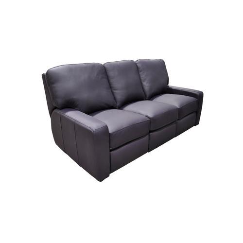 Omnia Furniture - Marlin Reclining Sofa