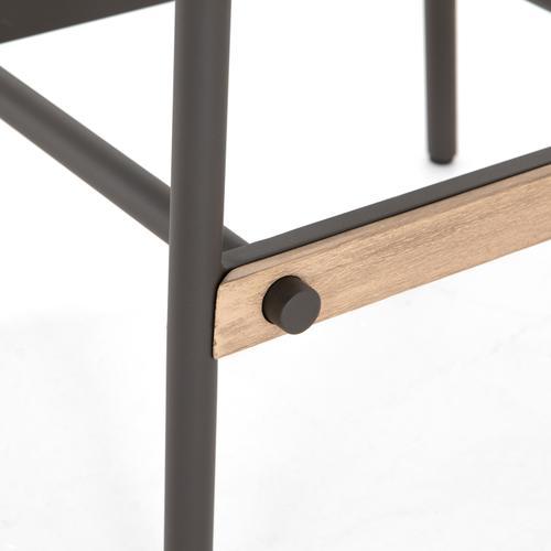 Counter Stool Size Vega Outdoor Bar + Counter Stool