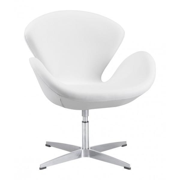 Pori Occasional Chair White