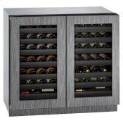 "3036wcwc 36"" Dual-zone Wine Refrigerator With Integrated Frame Finish (115 V/60 Hz Volts /60 Hz Hz)"