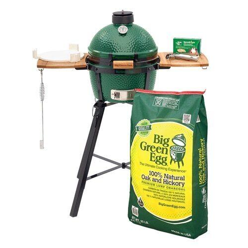 Big Green Egg - MiniMax EGG with Nest Package