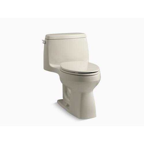 Sandbar One-piece Compact Elongated 1.28 Gpf Toilet