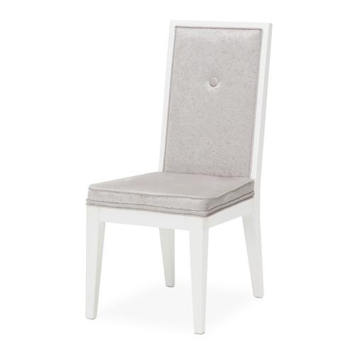 Side Chair Cloud White