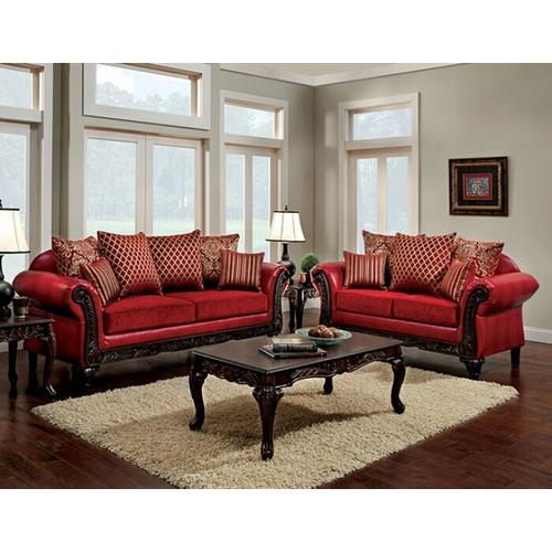 Gallery - Marcus Love Seat