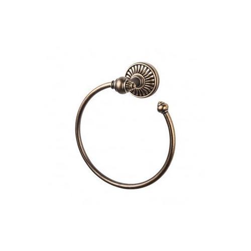 Tuscany Bath Ring - German Bronze