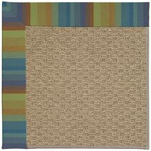 "Creative Concepts-Raffia Astoria Lagoon - Rectangle - 24"" x 36"""