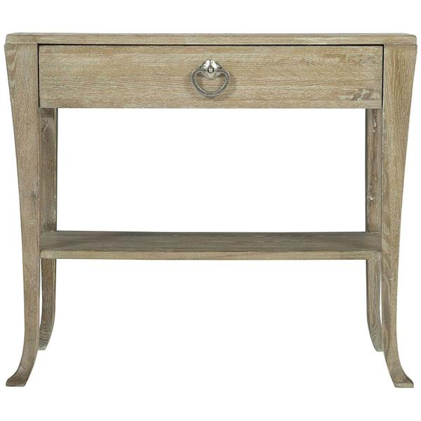 See Details - Rustic Patina Nightstand in Sand (387)
