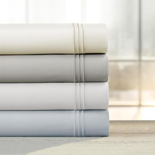 Supima® Cotton Sheet Set - White / Twin XL