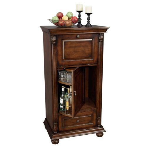 695-078 Cognac Wine & Bar Console