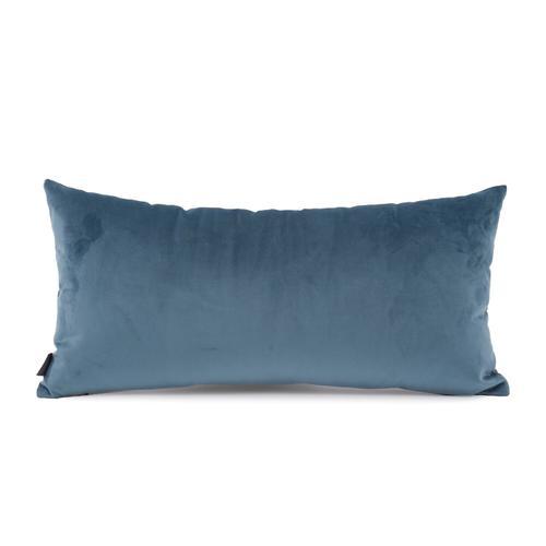 Howard Elliott - Kidney Pillow Bella Teal - Down Insert