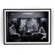 """40""""x30"""" Size Mccartney & Jagger By Getty Images"""