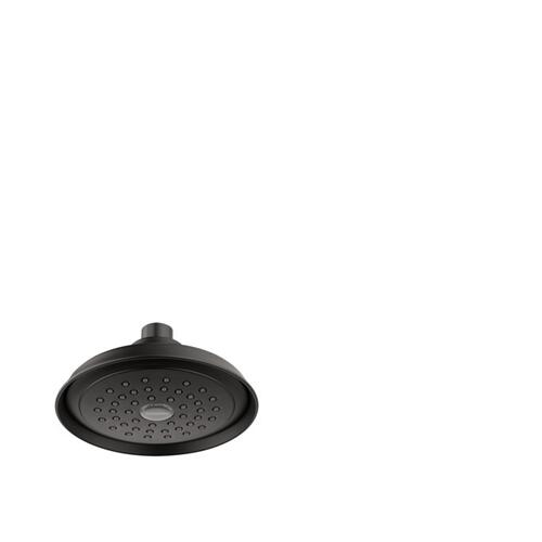 Matte Black Showerhead 150 1-Jet, 1.5 GPM
