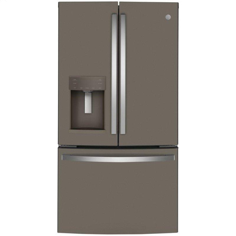 ENERGY STAR® 22.1 Cu. Ft. Counter-Depth French-Door Refrigerator