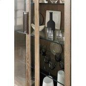 Miramar Point Reyes Voltaire Display Cabinet