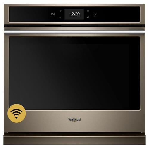 Whirlpool Canada - 5.0 cu. ft. Smart Single Wall Oven with True Convection Cooking