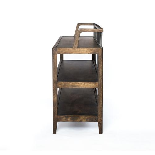 Howard Console Table-pecan