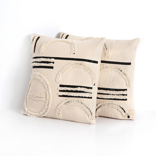 Sol Pillow, Set of 2-20""