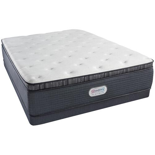 BeautyRest - Platinum - Beacon Hill - Plush - Pillow Top - Full