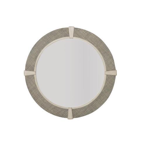 "St. Simons 45"" Mirrorfrench Greypeninsula (pv596210105)"