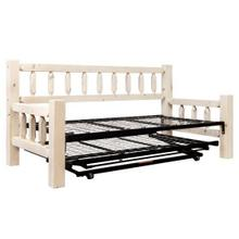 Homestead Collection Day Bed with Trundle