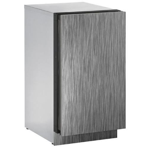 "18"" Clear Ice Machine With Integrated Solid Finish, No (230 V/50 Hz Volts /50 Hz Hz)"