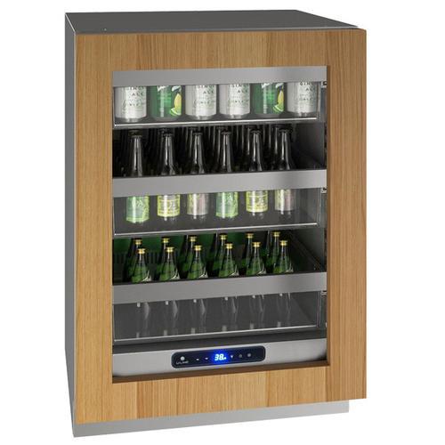 "24"" Refrigerator With Integrated Frame Finish (115 V/60 Hz Volts /60 Hz Hz)"
