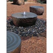 Garden Fountain: Swirl Fountain Small