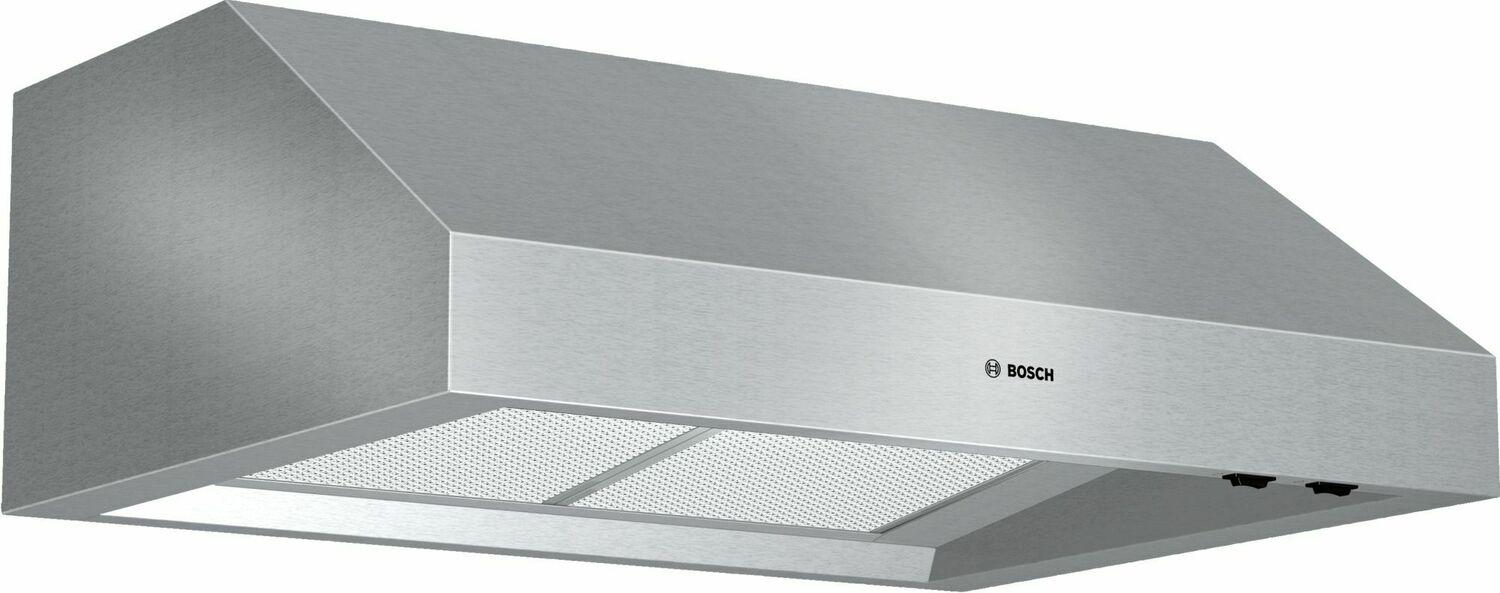 "Bosch800 Series, 30"" Under-Cabinet Wall Hood, 600 Cfm"