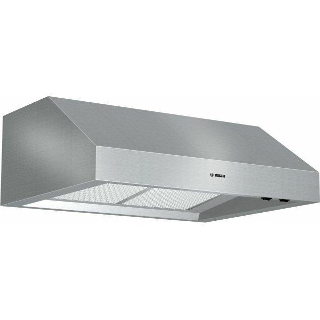 """Bosch 800 Series, 30"""" Under-cabinet Wall Hood, 600 CFM"""