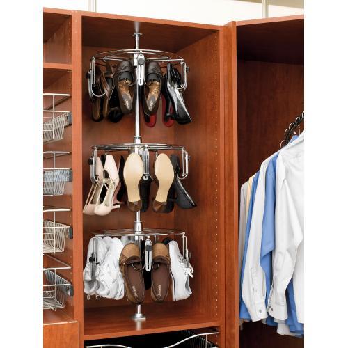 Rev-a-shelf - Rev-A-Shelf - CLSZ-W3-55-1 - 3-Shelf Women's Shoezen
