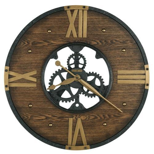 Howard Miller - Howard Miller Murano Oversized Wall Clock 625650