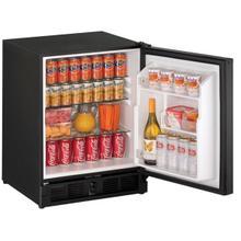 "See Details - 21"" Refrigerator With Black Solid Finish (115 V/60 Hz Volts /60 Hz Hz)"