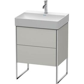 Vanity Unit Floorstanding, For Durasquare # 235360concrete Gray Matte (decor)