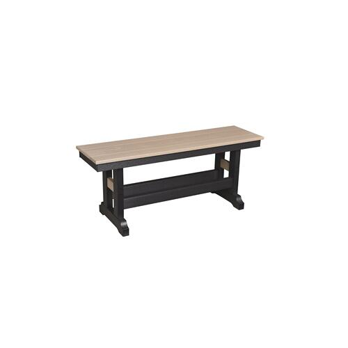 "Garden Classic 44"" Bench - Dining"