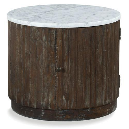 Product Image - Rustique Drum Table