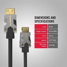 See Details - Monster M-Series 1000 Certified Premium HDMI 2.0 4