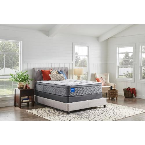 Carrington Chase - Carrington Chase - Excellence Cobalt - Plush - Pillow Top - Twin XL