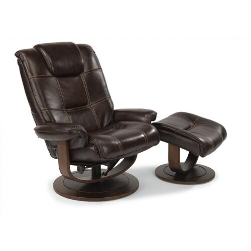 Spencer Chair & Ottoman