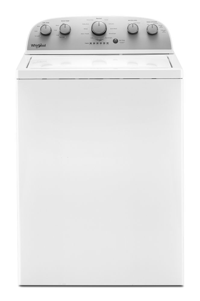 Whirlpool4.2 Cu. Ft. High-Efficiency Top Load Washer With Agitator