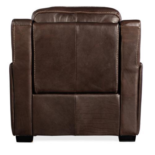 Hooker Furniture - Lincoln Power Recliner w/ Power Headrest & Lumbar Recline