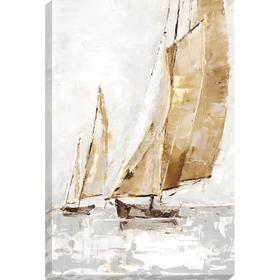 Golden II - Gallery Wrap