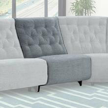 View Product - CHELSEA - WILLOW GREY Power Armless Recliner